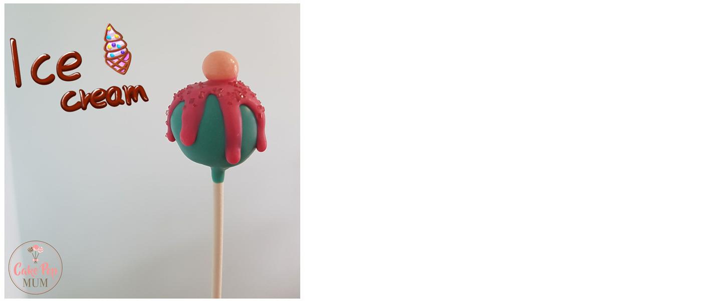 Icecream Cakepops